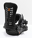 Union Force Black Snowboard Bindings 2019