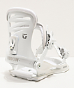 Union Rosa White Snowboard Bindings Women's 2020