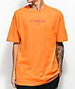 Utmost Co. Paris camiseta naranja