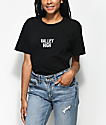 Valley High Black T-Shirt