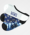 Vans 3 Pack Heart Checker Canoodle calcetines invisibles
