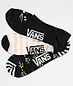 Vans 3 Pack Right Meow Canoodle No Show Socks