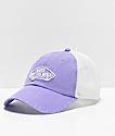 Vans Acer Violet Tulip Trucker Hat