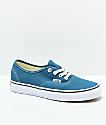 Vans Authentic Corsair & True White Skate Shoes