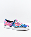 Vans Authentic Tie Dye Skate Shoes