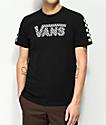 Vans Basic Drop Check Fill Black T-Shirt