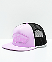 Vans Beach Girl Orchid Bouquet Snapback Hat