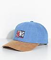 Vans Blaine Jockey Denim Baseball Hat