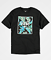 Vans Boys Print Box Black T-Shirt