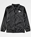 Vans Boys Torrey Black Coaches Jacket