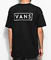 Vans Checkmate Black T-Shirt