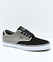Vans Chima Pro Black & Fallen Rock Skate Shoes