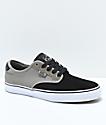 Vans Chima Pro Black & Fallen Rock zapatos de skate
