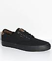 Vans Chima Pro Oxford Black Skate Shoes