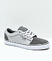 Vans Chukka Low Pro Pewter & Frost zapatos de skate gris