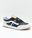 Vans Construct Highland Black & Gum Skate Shoes
