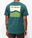 Vans Cottonwood & Trekking Green T-Shirt