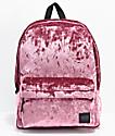 Vans Deana III Dry Rose Velvet 22L Backpack