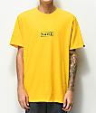 Vans Easy Box Gold T-Shirt