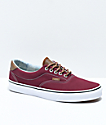 Vans Era 59 CL Port Royale & Blue Washed Skate Shoes