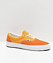 Vans Era Retro Gold Amberglow Skate Shoes