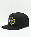 Vans Established 66 Black Snapback Hat