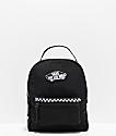 Vans Expedition 2 mini mochila negra de cuadros