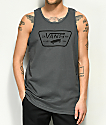 Vans Full Patch Charcoal Tank Top