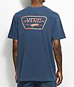 Vans Full Patch Navy T-Shirt