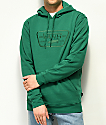 Vans Full Patch Stitch Evergreen Hoodie
