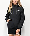 Vans Kastle III Black Windbreaker Jacket