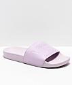 Vans Lavender Fog Slide Sandals
