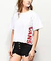 Vans OTW camiseta corta blanca