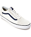 Vans Old Skool Dane Blanc De Blanc Skate Shoes