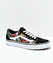 Vans Old Skool Digi Floral Skate Shoes