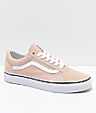 Vans Old Skool Frappe & True White Skate Shoes