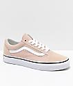 Vans Old Skool Frappe & True White Skate Shoes