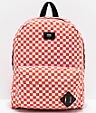 Vans Old Skool II Emberglow Checker Backpack