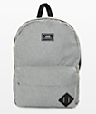 Vans Old Skool II Heather Grey Suiting Backpack
