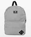 Vans Old Skool II Heather Grey Suiting Backpack