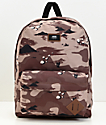 Vans Old Skool II Storm Camo Backpack