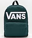 Vans Old Skool III Trekking Green Backpack