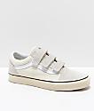 Vans Old Skool Marshmallow & Dove Prison Skate Shoes
