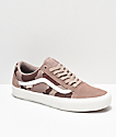 Vans Old Skool Pro Desert Camo Skate Shoes