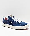 Vans Paradoxxx zapatos de mezclilla azul oscuro