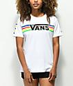 Vans Primary Stripe White t-Shirt