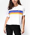 Vans Rainee White T-Shirt