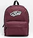 Vans Realm Catawba Grape Backpack