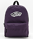 Vans Realm Mysterioso Purple Backpack