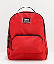 Vans Shine Bright Racing Red Mini Backpack
